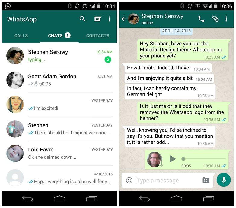 WhatsApp para Android, iPhone y Windows Phone | Descargar
