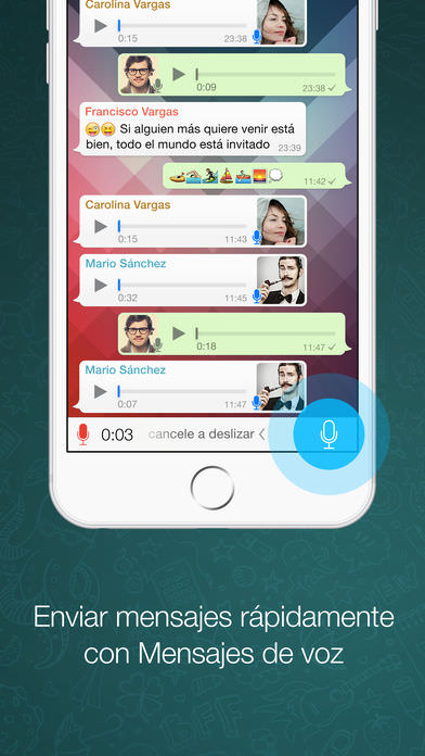 WhatsApp Messenger 3