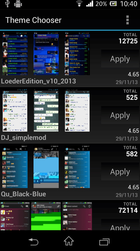 whatsapp plus descargar gratis para android