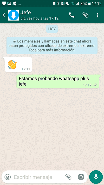 WhatsApp Plus 3
