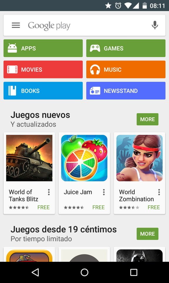 Gratis apps google play