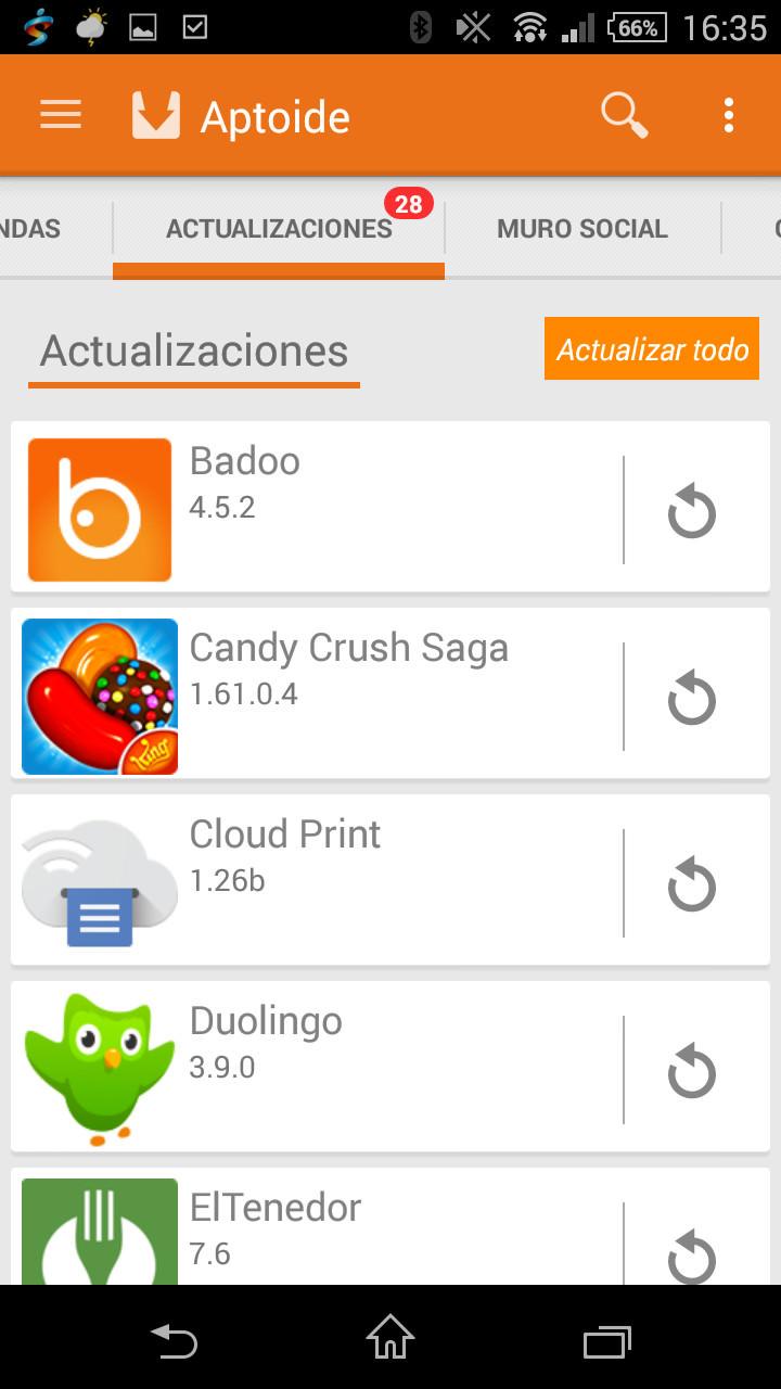 Aptoide - Descargar e Instalar Gratis