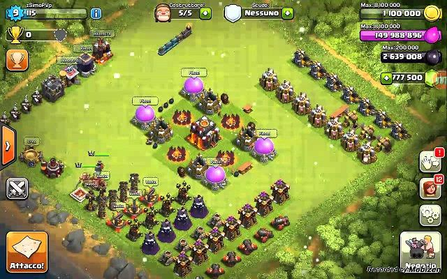clash of clans hack game apk download