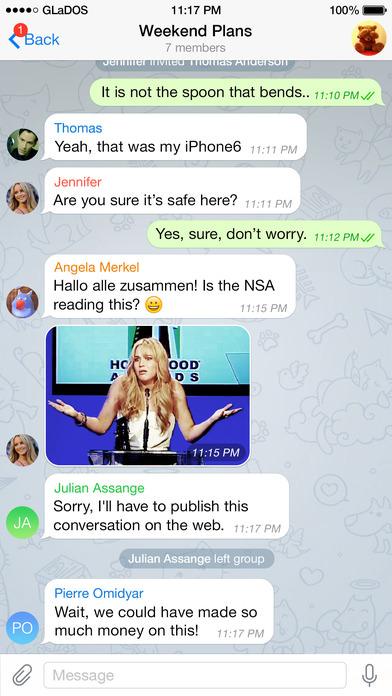 The best: american telegram channels list