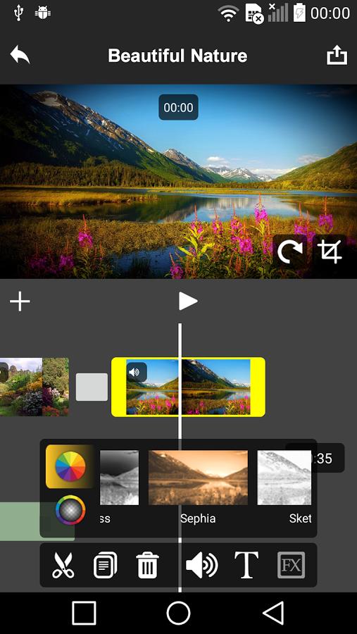 Editores De Video Para Android Uptodown Para Pc
