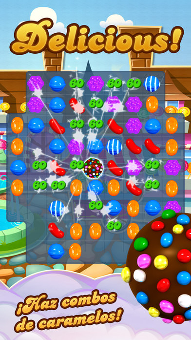 Candy Crush Saga Para Android Iphone Y Ipad Descargar Gratis