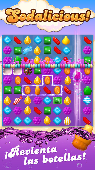 Candy Crush Soda Saga Para Android Iphone Y Ipad Descargar Gratis