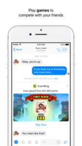 Facebook Messenger 1