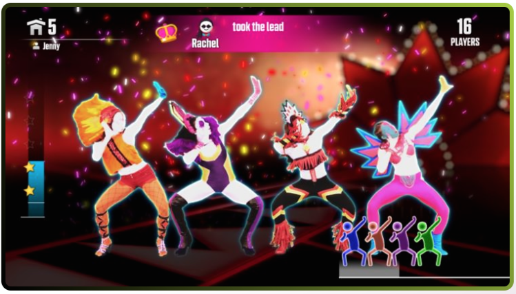 Just Dance Now 4