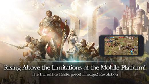 Lineage 2 Revolution 3