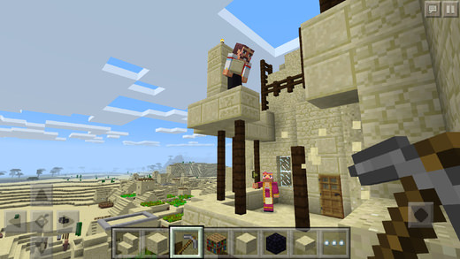 Descargar apk minecraft para android