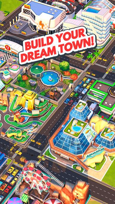 Traffic Panic Boom Town 5
