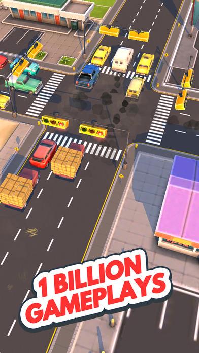 Traffic Panic Boom Town 2