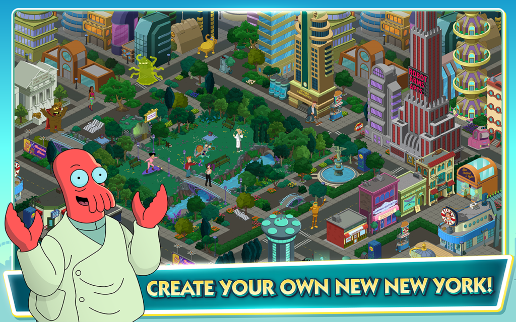 Futurama: Worlds of Tomorrow 2