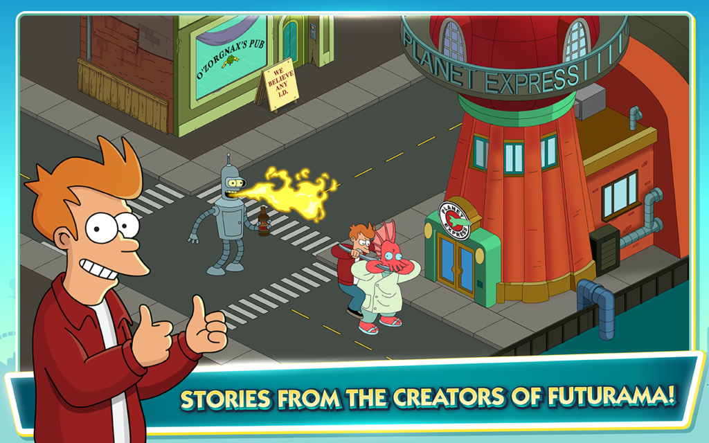 Futurama: Worlds of Tomorrow 3