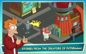 Futurama: Worlds of Tomorrow 3
