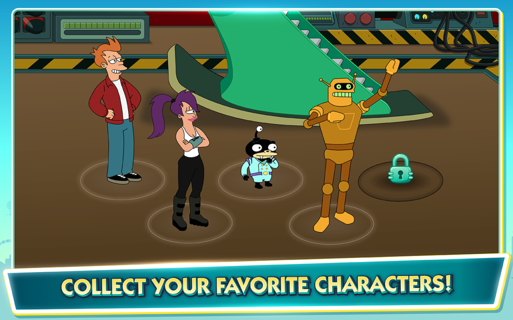 Futurama: Worlds of Tomorrow 5