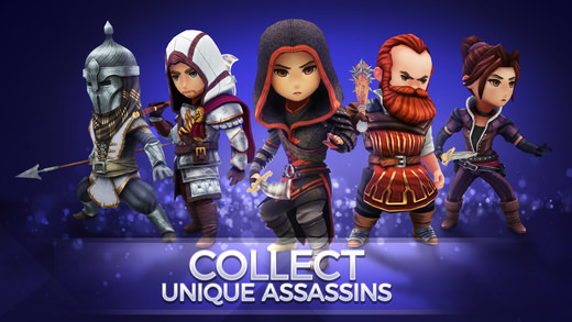 Assassin's Creed: Rebellion 4