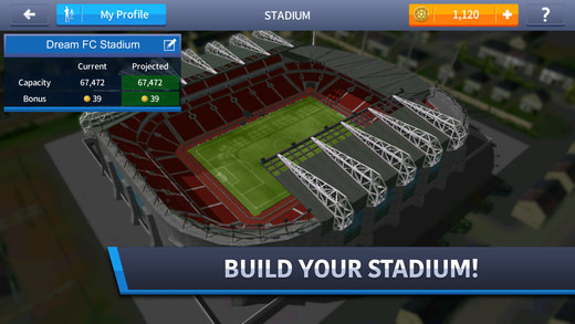 Dream League Soccer 2017 5