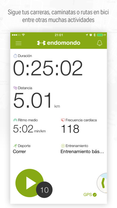 Endomondo 1