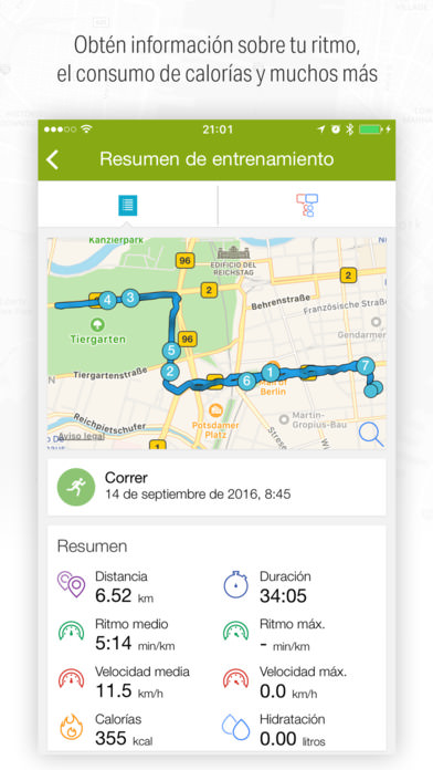 Endomondo 2