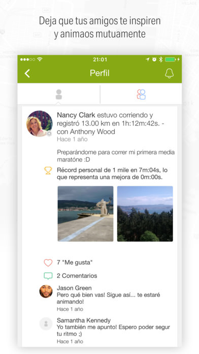 Endomondo 5