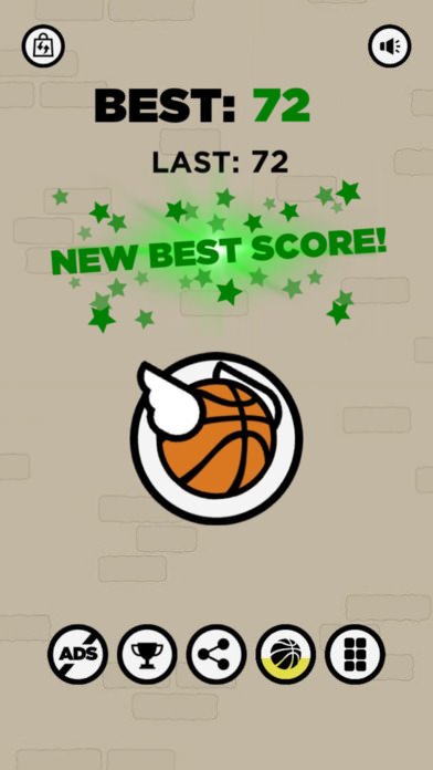 Flappy Dunk 5