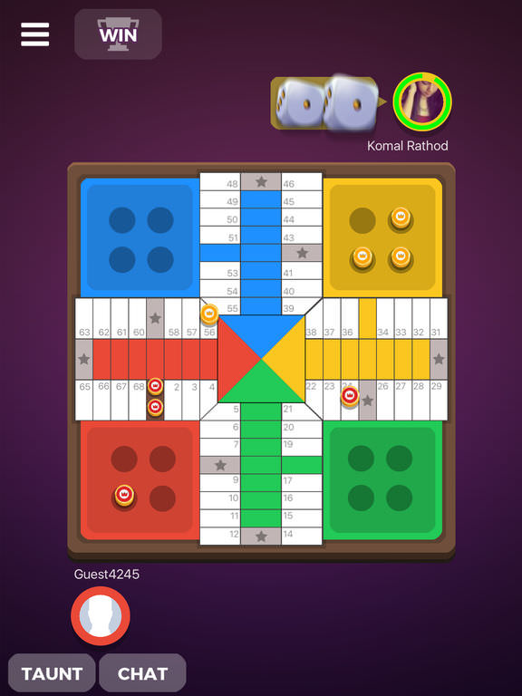 Parchis STAR 5