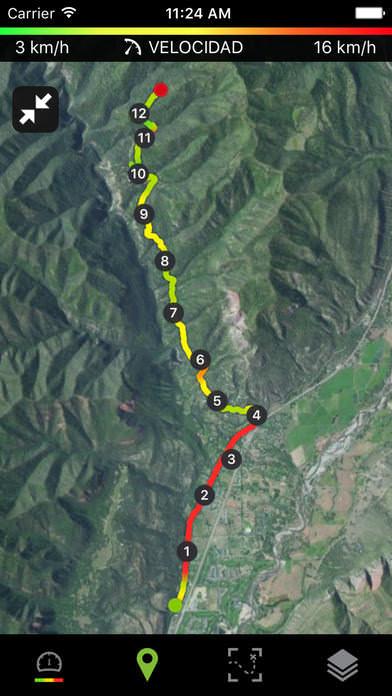 Runtastic Mountain Bike 5