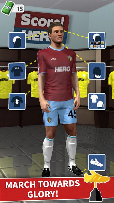 Score! Hero 5