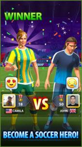 Soccer! Hero 5