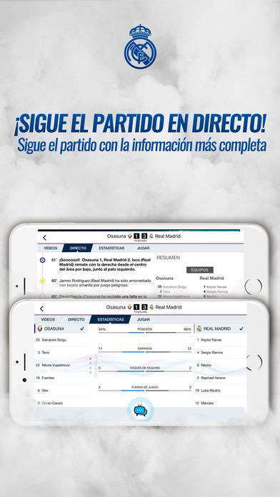Real Madrid App 5