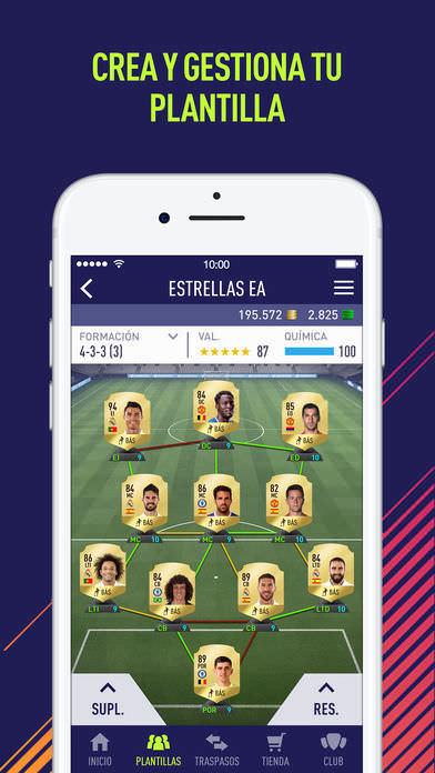 EA SPORTS™ FIFA 18 Companion 1