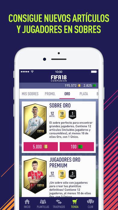 EA SPORTS™ FIFA 18 Companion 2