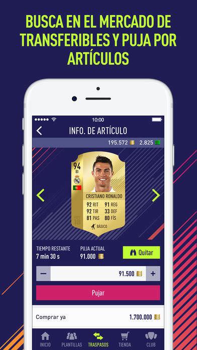 EA SPORTS™ FIFA 18 Companion 3