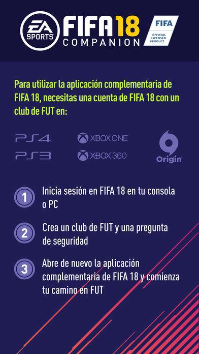 EA SPORTS™ FIFA 18 Companion 5