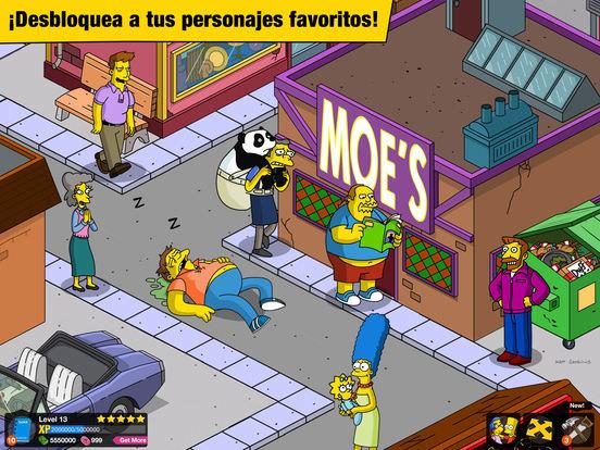 Los Simpson™ Springfield 1