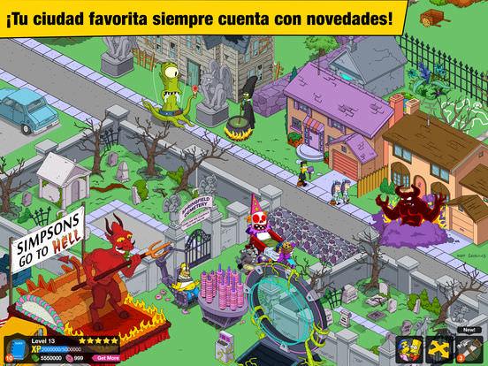 Los Simpson™ Springfield 2