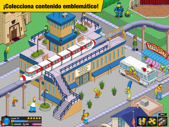 Los Simpson™ Springfield 3
