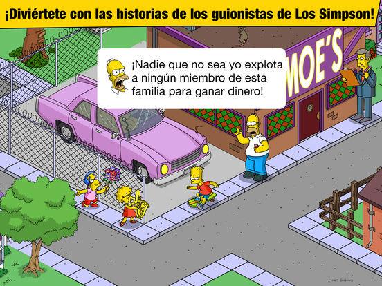Los Simpson™ Springfield 4