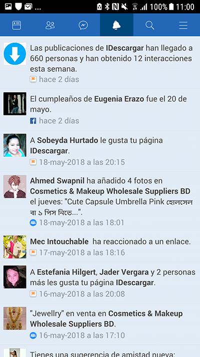 Facebook Lite 5