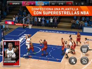 NBA Live Mobile Baloncesto 5