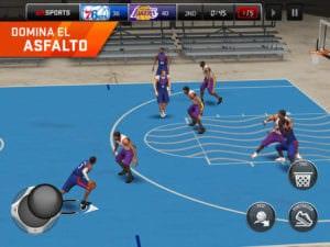 NBA Live Mobile Baloncesto 2