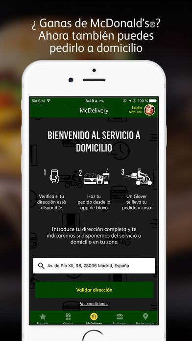 McDonald's España – Ofertas 2