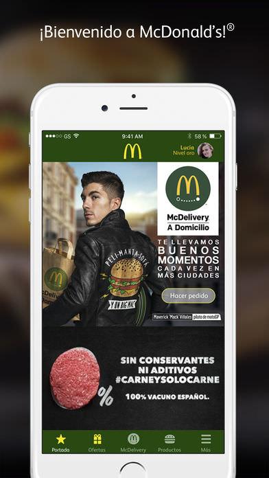 McDonald's España – Ofertas 1