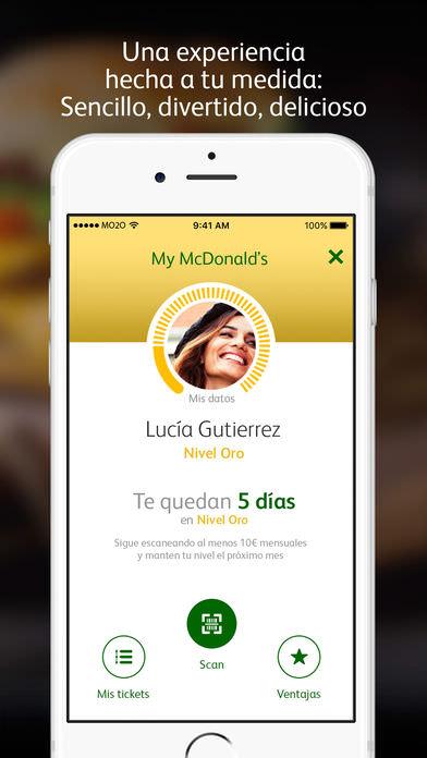 McDonald's España – Ofertas 5