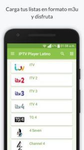 IPTV Player Latino 1