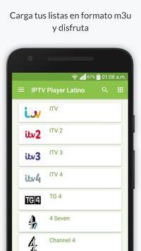 IPTV Player Latino 1
