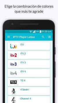 IPTV Player Latino 1 8 APK para Android | Descargar Gratis