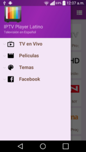 IPTV Player Latino 4